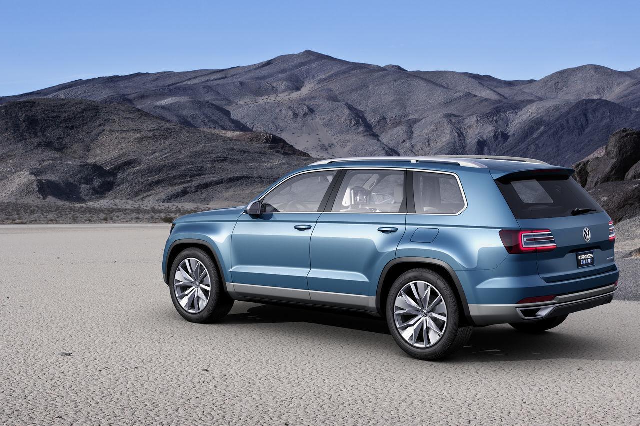 Foto de Volkswagen CrossBlue Concept (18/19)