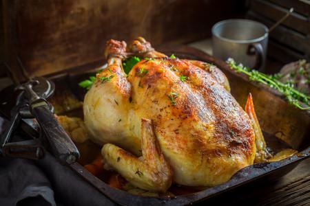 La mejor receta de pollo al horno y 63 deliciosas guarniciones para acompañarlo