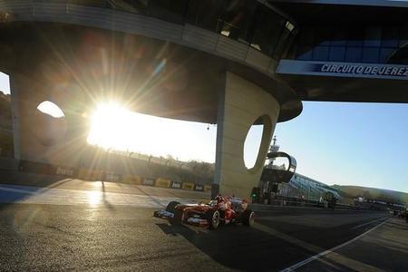 La pretemporada de 2014 podría empezar en Jerez
