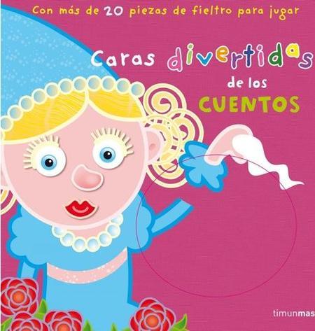 """""""Caras divertidas de los cuentos"""": cambia el aspecto de los personajes infantiles"""