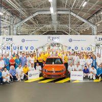 La nueva generación del Volkswagen Polo ya ha comenzado a fabricarse