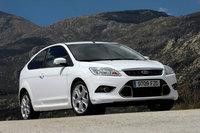 Ford Focus Hirvonen y Ford Focus Latvala, dos novedades del salón de Madrid