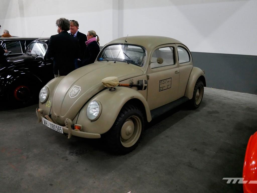 Vw Beetle Militar
