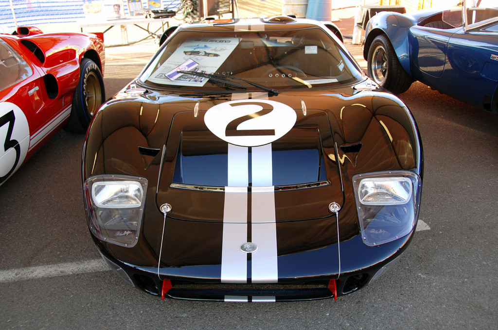 Foto de Ford GT40 MKII by Superperformance (8/9)