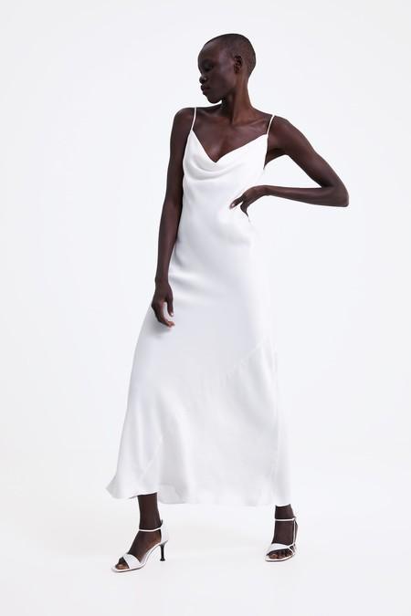 Zara Blanco Verano 2019 10