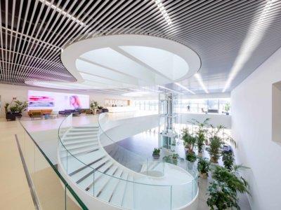 Las nuevas instalaciones de Pull&Bear en Narón: ecoeficiencia y moda, integradas como nunca antes las habíamos visto