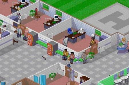 Theme Hospital en GOG