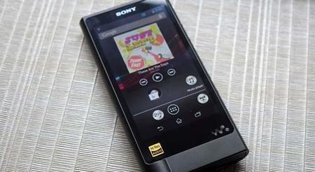El Sony Walkman NW-ZX2 promete el mejor sonido en un dispositivo pequeño