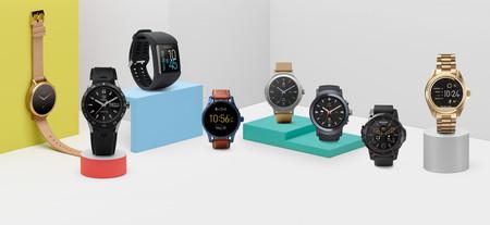 Estos son los relojes con Android Wear que se actualizarán a Oreo