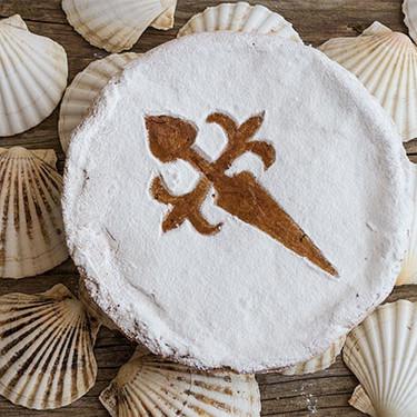 Tarta tradicional de Santiago: receta típica gallega