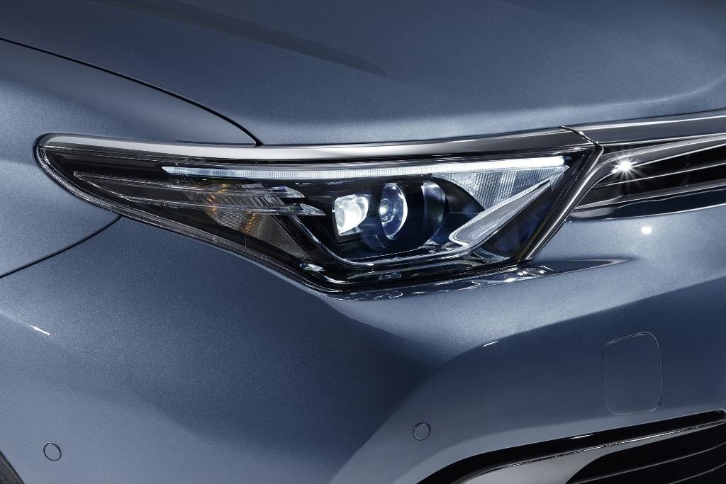 Foto de Toyota Auris (2/16)