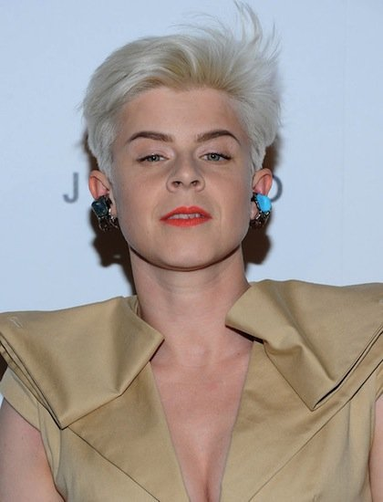 Robyn Annual Women In Music Event ELLE