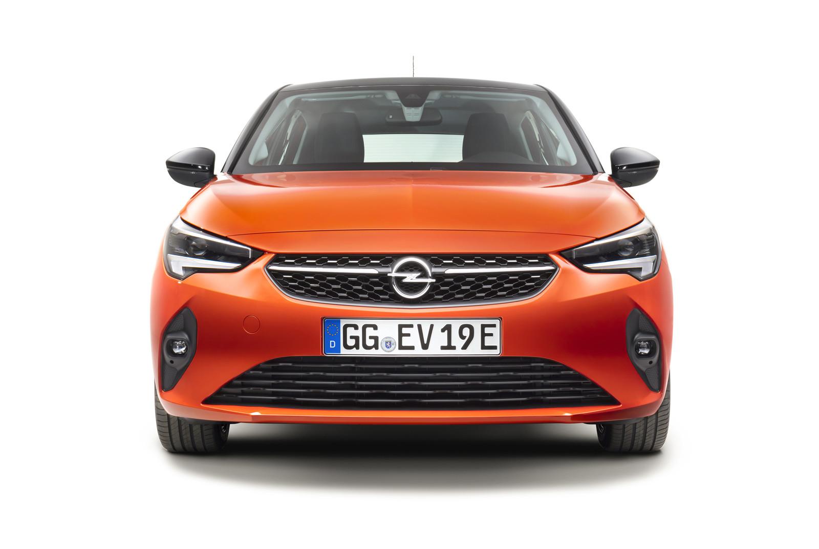 Foto de Opel Corsa 2019 (presentación estática) (19/46)