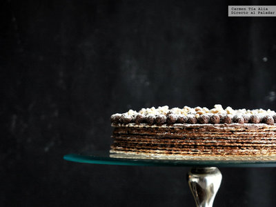 La tarta de chocolate más fácil del mundo