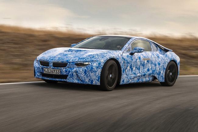 Foto de BMW i8 Prototipo (1/9)
