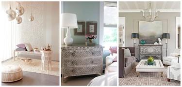 Aprovecha el verano para darle un aire fresco a tu hogar combinando el estilo magrebí