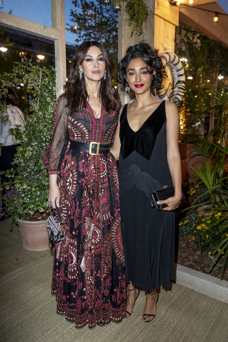 Monica Bellucci y Goshifteh Farahani cannes dior vogue