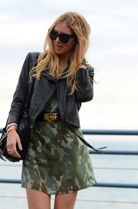 Tendencias Otoño-Invierno 2012/2013: la calle se convertirá en un campo de batalla... Esto es la (fashion) guerra