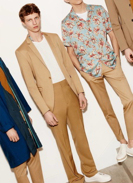 Zara Man Spring Summer 2016 Collection Lookbook 2