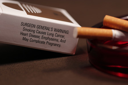 Surgeon General S Warning Cigarettes