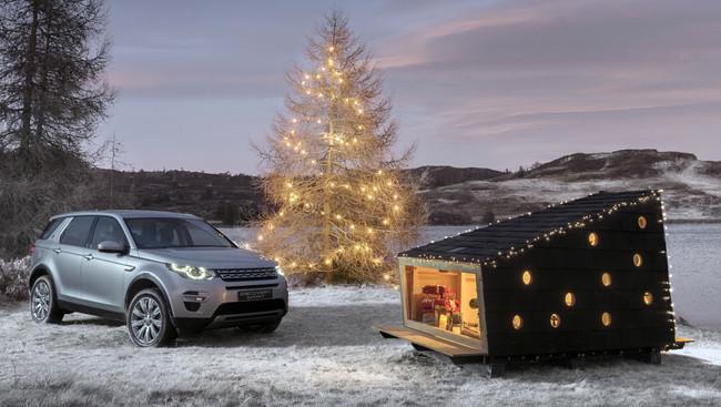 Cabaña Land Rover