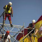 ¿Dónde crea empleo la economía española?