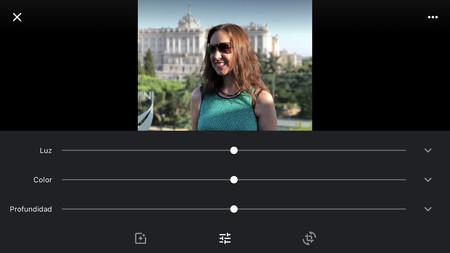 Cómo editar el enfoque y añadir el efecto Color Pop en iOS con Google Fotos
