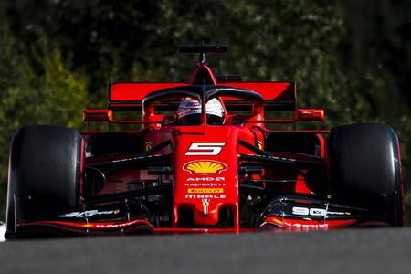 Vettel Spa F1 2019 3