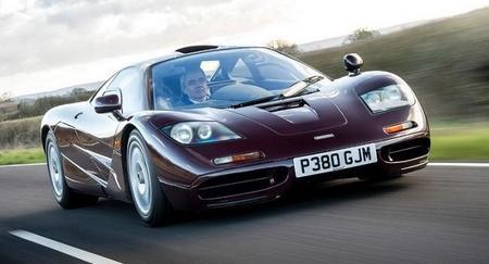 Mr. Bean pone en venta su McLaren F1 1997