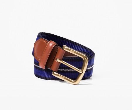 Cinturón de rayas