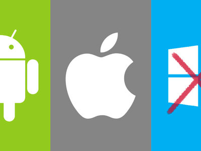 Microsoft tira definitivamente la toalla: el duopolio de sistemas operativos móviles ya está aquí