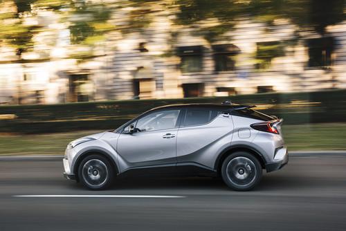 Cuando el diseño cobra importancia tenemos coches como el Toyota C-HR que hemos probado