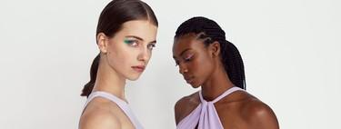 Para qué elegir un color de eyeliner si podemos escoger dos: Stradivarius nos muestra una idea perfecta para este verano