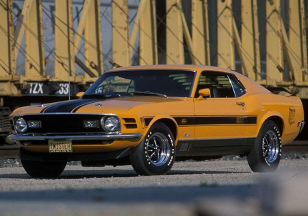 Ford Mustang Mach 1 Historia 4