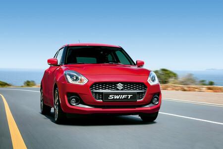 El Suzuki Swift estrena versión GLE en México: sin pantalla táctil, en respuesta a la escasez de chips