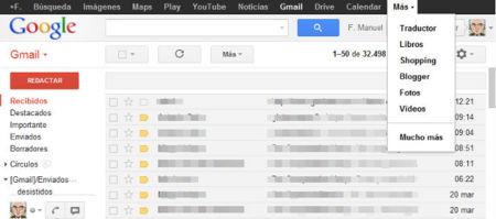 Google está retirando de su menú el enlace a Reader