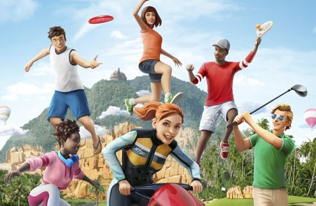 Así es Sports Party, el regreso de la propuesta multideportiva de Ubisoft para Nintendo Switch