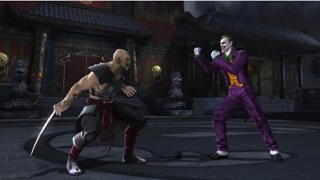 'Mortal Kombat vs DC Universe': Baraka y Lex Luthor se muestran