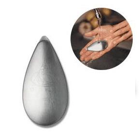 Jabón de acero, manos sin olor