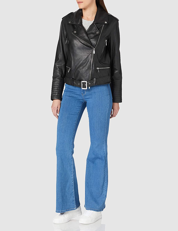 Armani Exchange Biker Jacket Chaqueta para Mujer