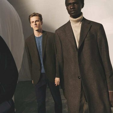 The Show: La elegancia en movimiento capturada por Karim Sadli para el invierno de Massimo Dutti