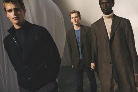 The Show: La elegancia en movimiento capturada por Karim Sadli para el invierno de Massimo Dutti