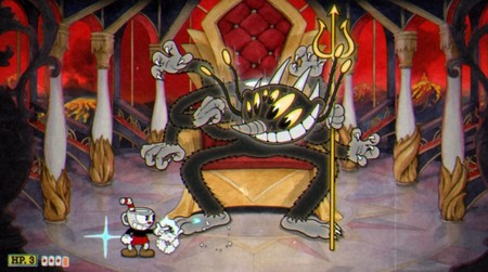Cuphead Final Boss