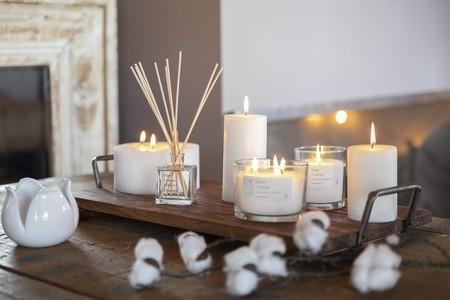 El nesting está de moda. Y muy mucho presenta sus novedades en aromaterapia para que nuestra casa sea más confortable este invierno