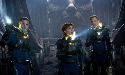 'Prometheus', la peor película de Ridley Scott