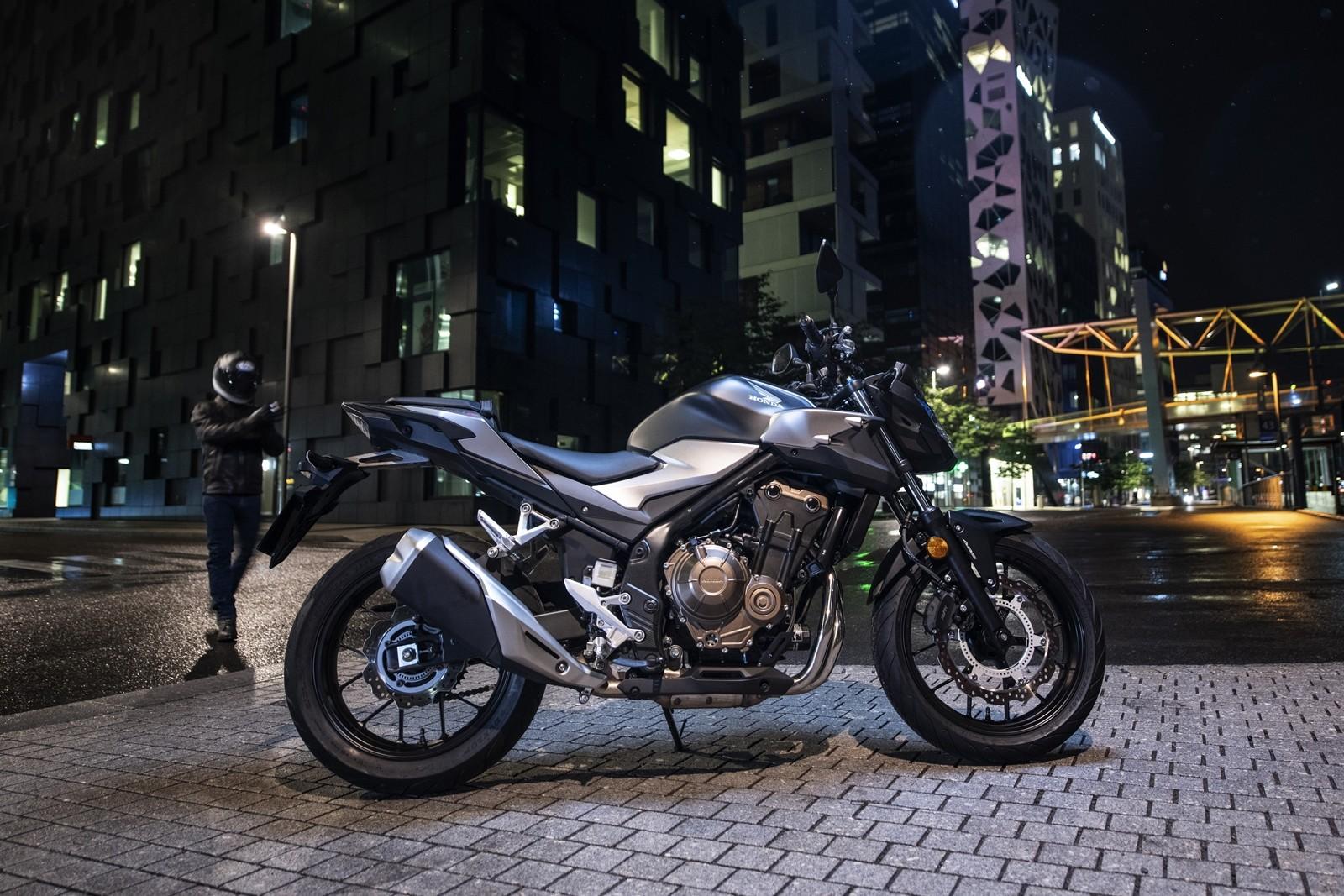 Foto de Honda CB500F 2019 (9/51)