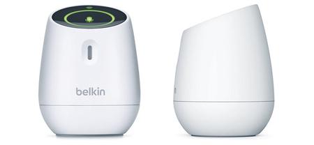 Controla a tu bebé desde el móvil con Belkin WeMo Baby