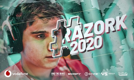 League of Legends: Razork amplía su contrato con Vodafone Giants hasta 2020