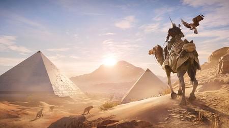 Assassin's Creed: Origins presenta a sus figuras del poder en un tráiler y se deja ver en un gameplay de 20 minutos [GC 2017]