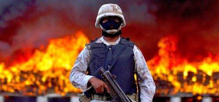 Siete gráficos que explican el poder del narcotráfico en México
